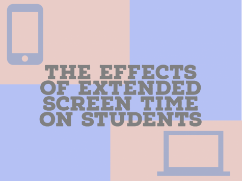 The Effects of Extended Screen Time on Students