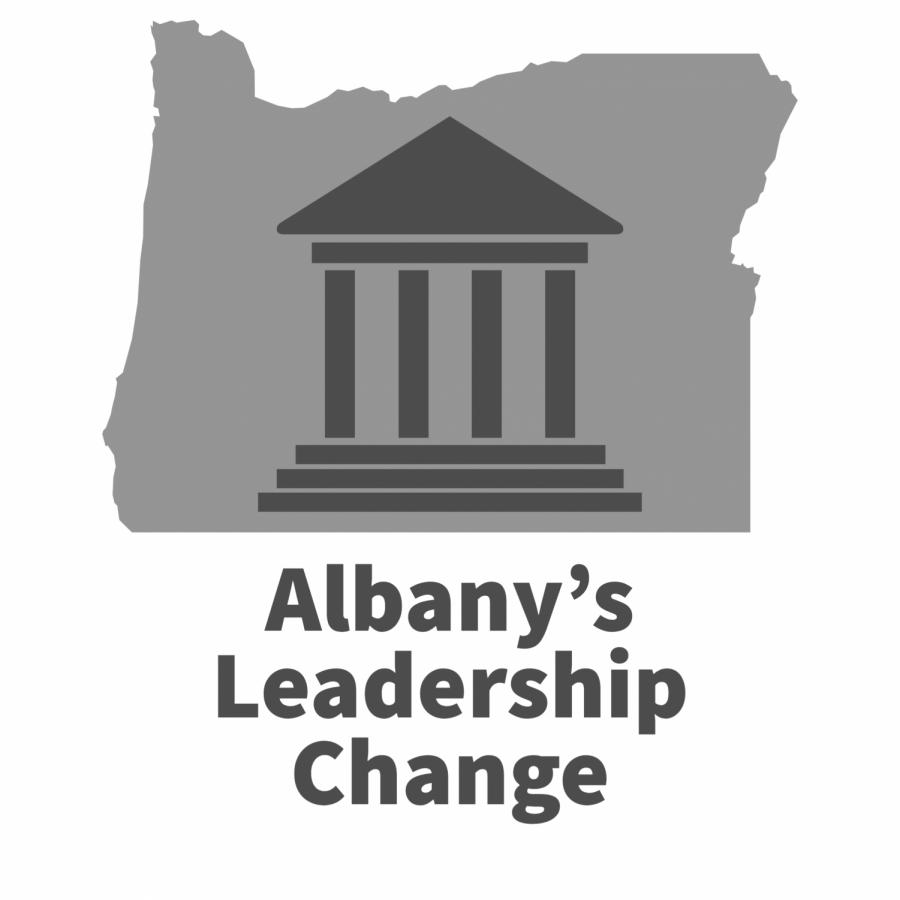 Albany's Leadership Change