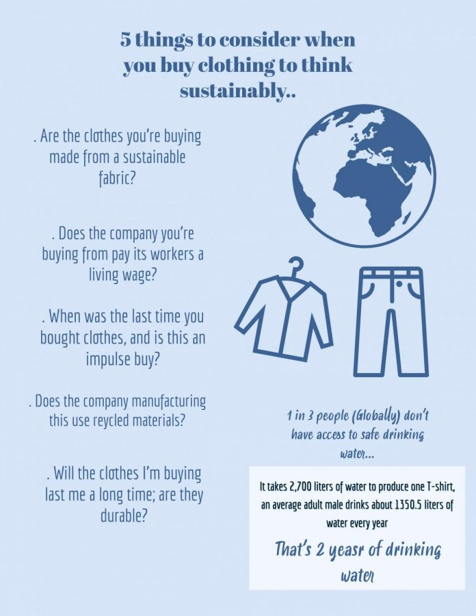 Why Your Jeans are Killing the Planet